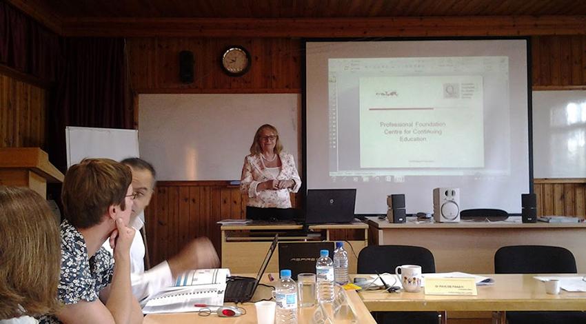 1η Διακρατική Συνάντηση για το Έργο EVA Skills