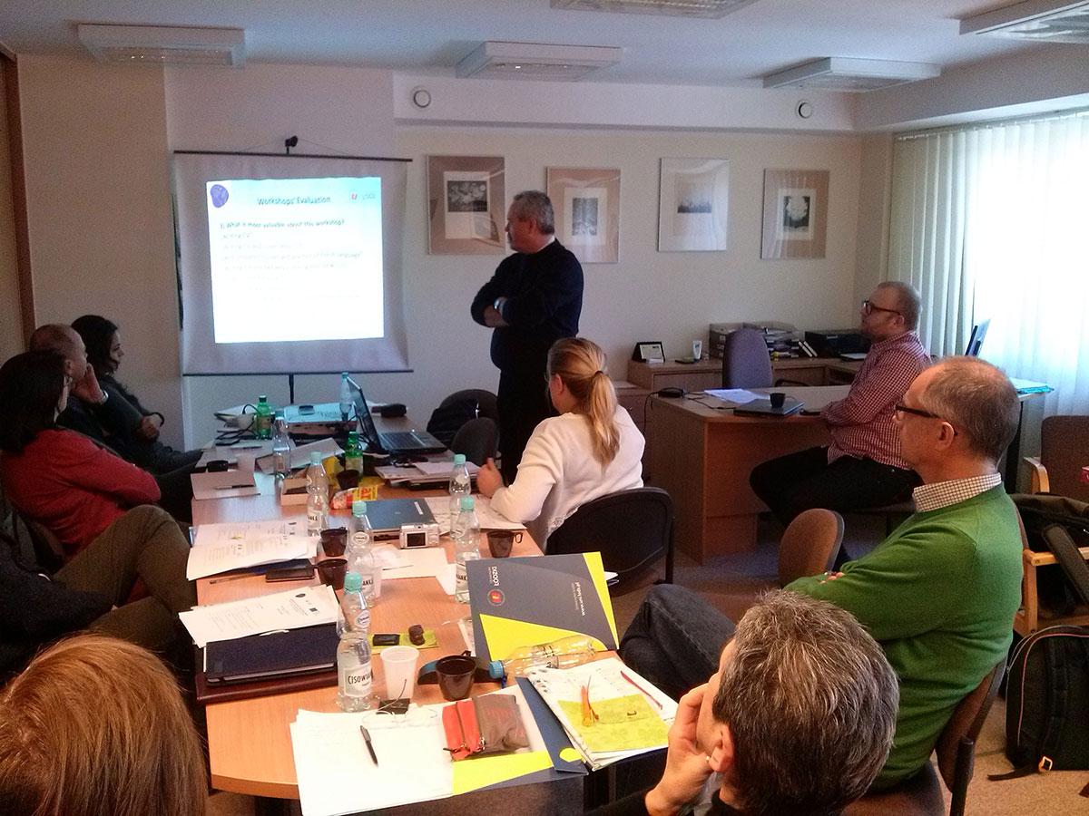 4η Διακρατική Συνάντηση του Ευρωπαϊκού Έργου «Europeans on the Intercultural Labour Market»