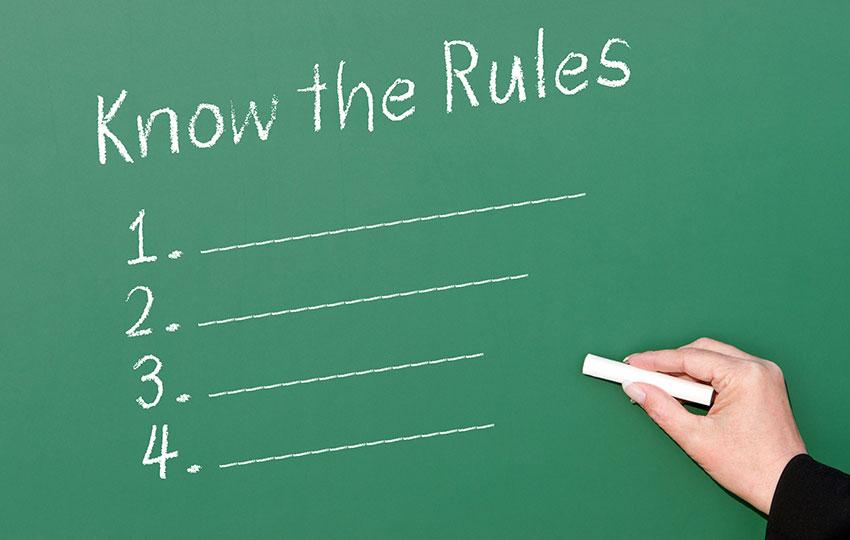 Τέσσερις βασικοί κανόνες για το επιχειρείν