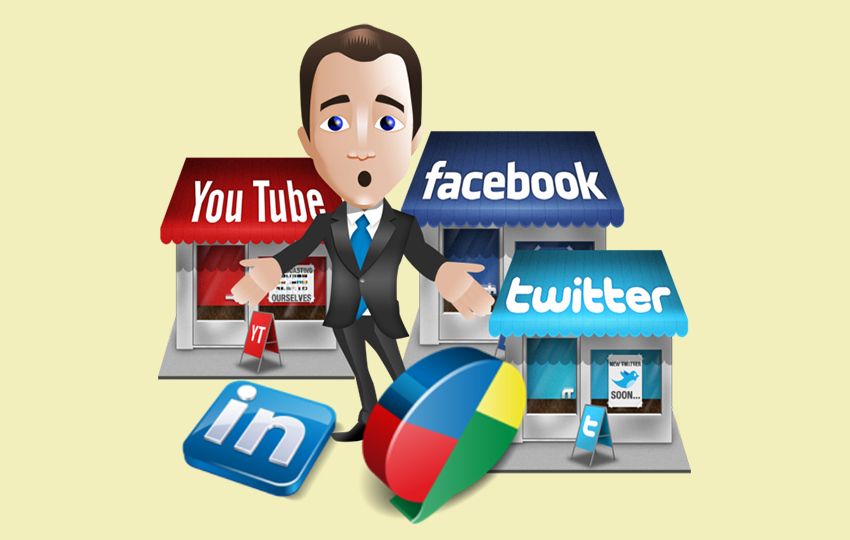 Πως θα Αυξήσετε τις Πωλήσεις σας ή Πως θα Βρείτε Εργασία μέσω Facebook, Twitter και Linkedin