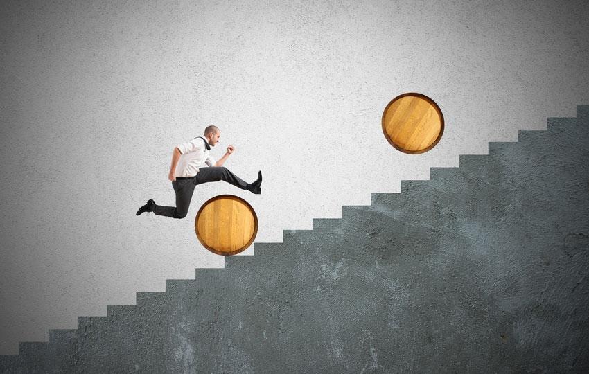 5 εμπόδια που θα σε απομακρύνουν από την επίτευξη των επιχειρηματικών σου στόχων