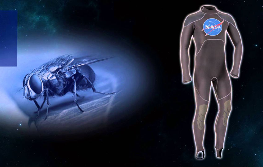 Space Gravity Suit (SGS): Space is not the limit!