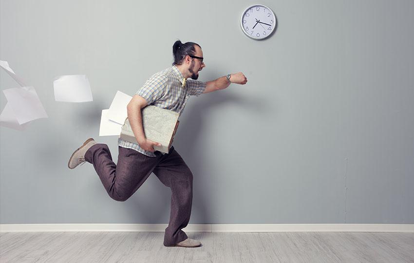 7 Λάθη στη διαχείριση του χρόνου που καταστρέφουν την παραγωγικότητα
