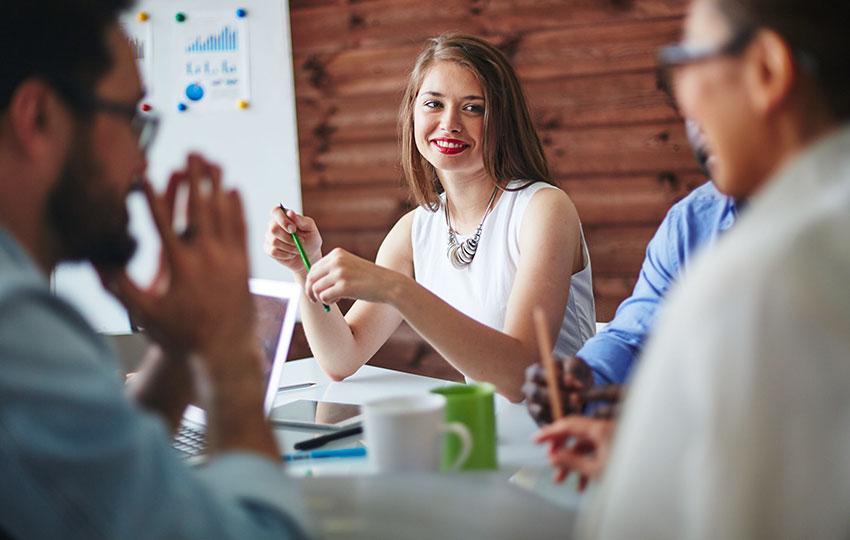 8 συμβουλές για την πρώτη μέρα στην καινούργια σας δουλειά