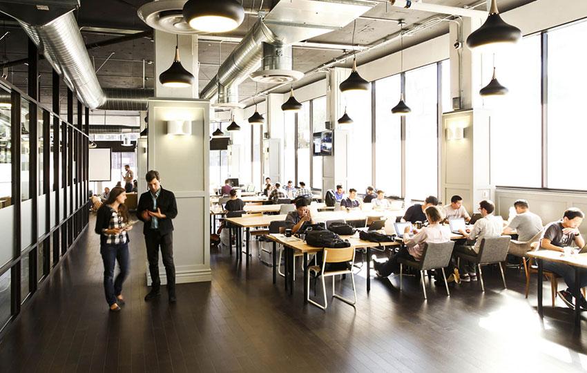 Έρευνα για τους συνεργατικούς χώρους επιχειρηματικότητας «Co-working Spaces»