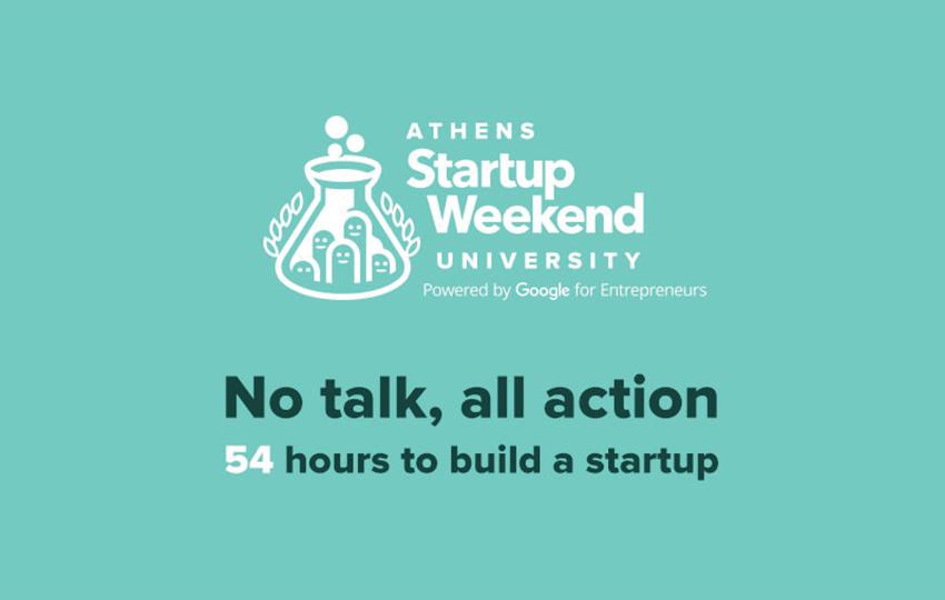 Το Athens Startup Weekend University επιστρέφει για τέταρτη χρονιά!