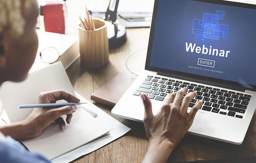 Δωρεάν διαδικτυακό σεμινάριο: Πώς ένα Webinar μπορεί να γίνει ένα εξαιρετικό εργαλείο μάρκετινγκ