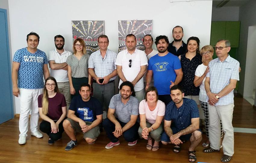 Προετοιμασία ανάπτυξης εκπαιδευτικού υλικού «Ανάπτυξη Ψηφιακών Δεξιοτήτων των προσφύγων και μεταναστών».