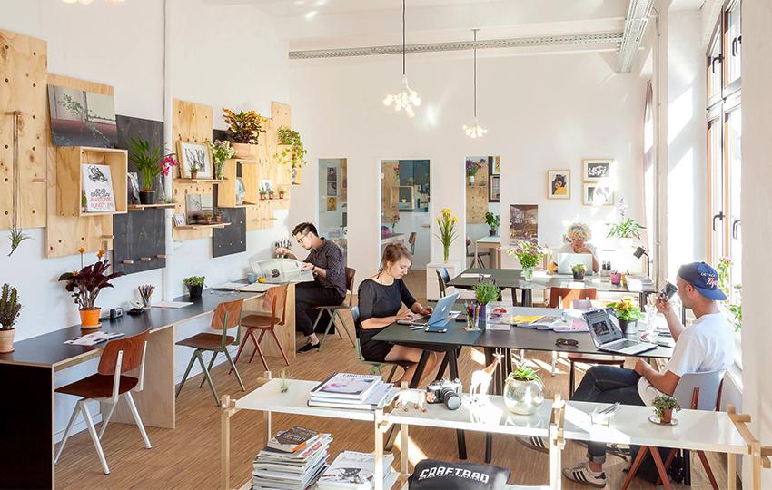 Πανευρωπαϊκή έρευνα σε Coworking spaces