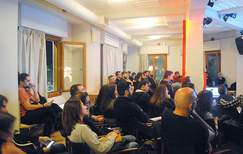 Η Λάρισα γιόρτασε την Ευρωπαϊκή Εβδομάδα Καινοτομίας και Δημιουργικότητας