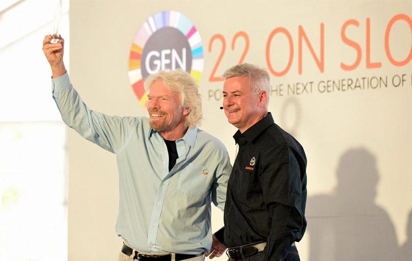 Η Παγκόσμια Εβδομάδα Επιχειρηματικότητας ξεκίνησε