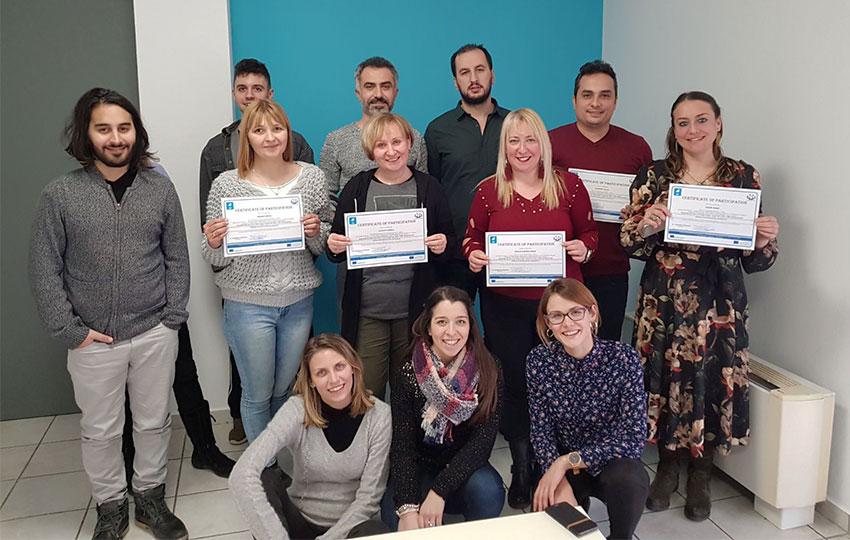 Επιτυχής υλοποίηση εκπαίδευσης εκπαιδευτών για την ανάπτυξη των ψηφιακών δεξιοτήτων μεταναστών/προσφύγων