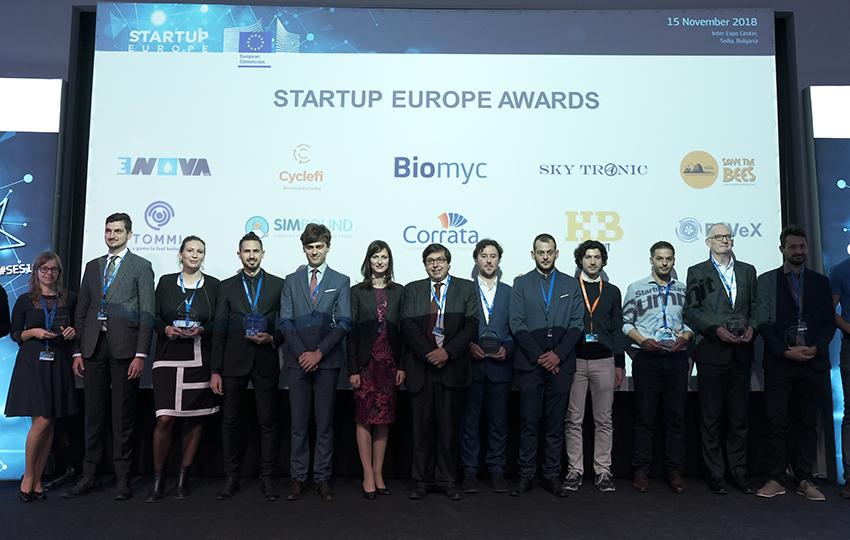Γνωρίστε τις 18 καλύτερες startups της Ευρώπης