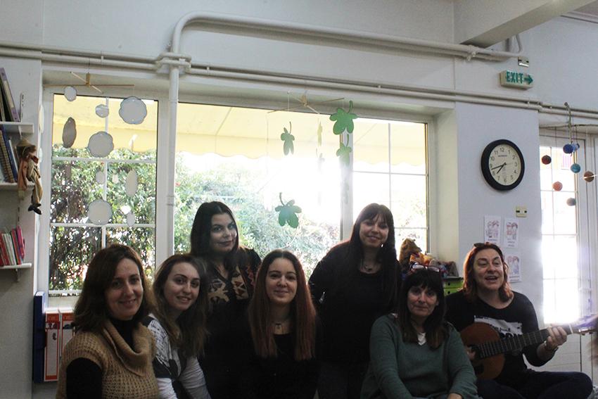 Workshop στο νηπιαγωγείο «Άκατα-Μάκατα» στο πλαίσιο του ευρωπαϊκού έργου E-STEAM!
