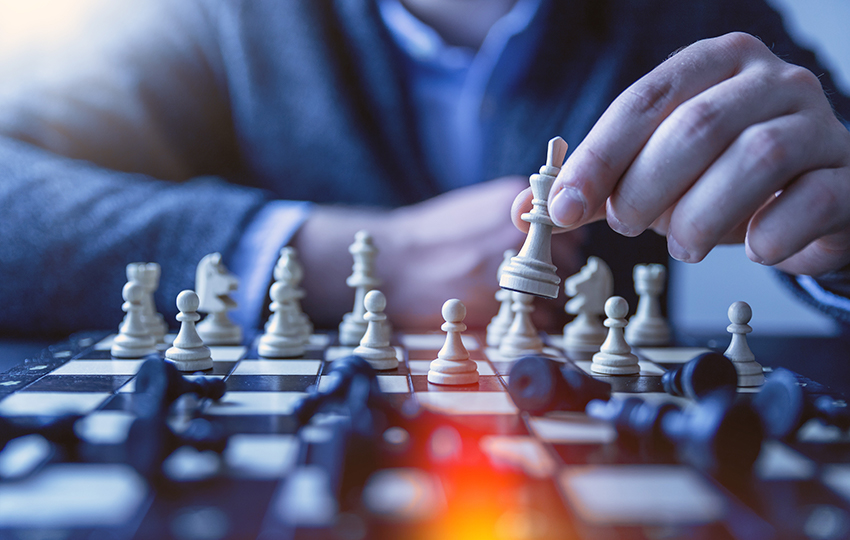5 βήματα για την χάραξη στρατηγικής σε επιχειρηματικό επίπεδο