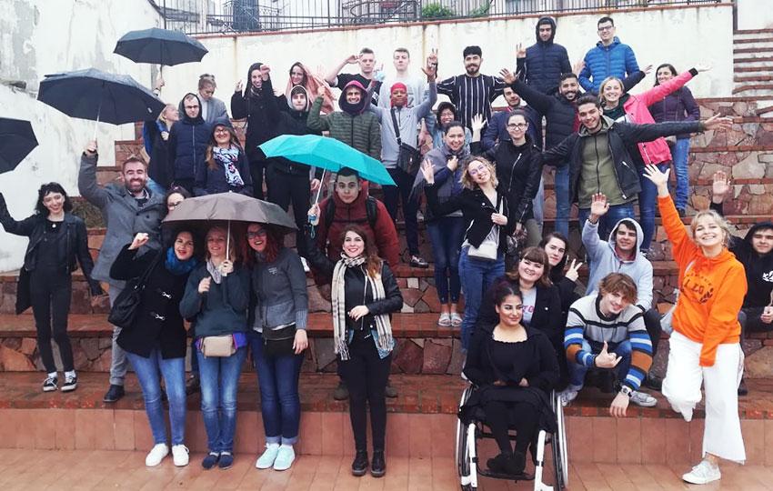 Εκπαίδευση με θέμα την ενίσχυση της κοινωνικής επιχειρηματικότητας των νέων