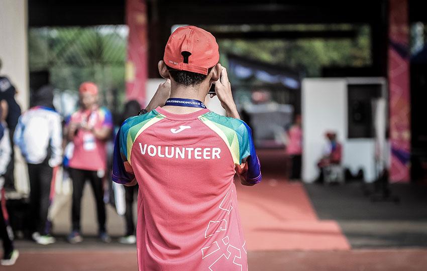 Γίνε Πιστοποιημένος Εθελοντής