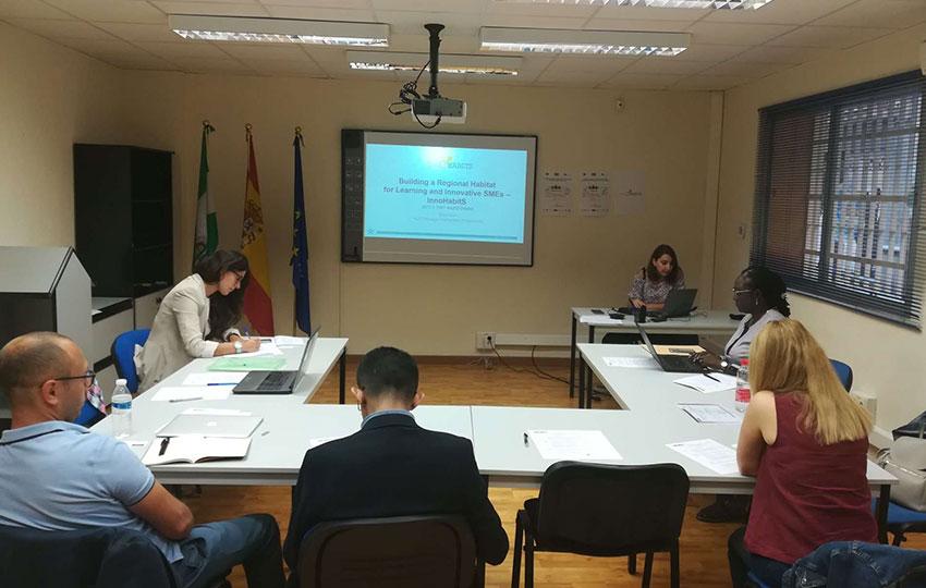 Εκπαιδευτικό υλικό για την ενίσχυση του περιφερειακού πλούτου με τη χρήση ΤΠΕ