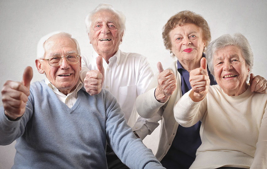 Κοινωνική ένταξη για άτομα άνω των 60 ετών