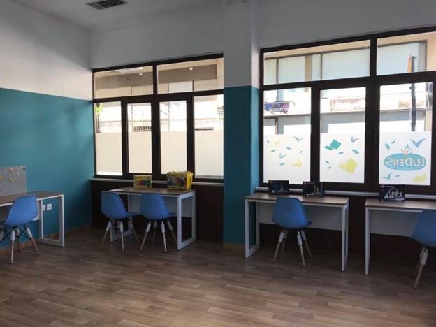 Ludens - Δημιουργικός χώρος για μαθητές